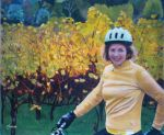 Bicycle riding Oil painting South Australia
